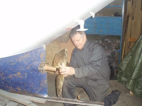 propellerpassning